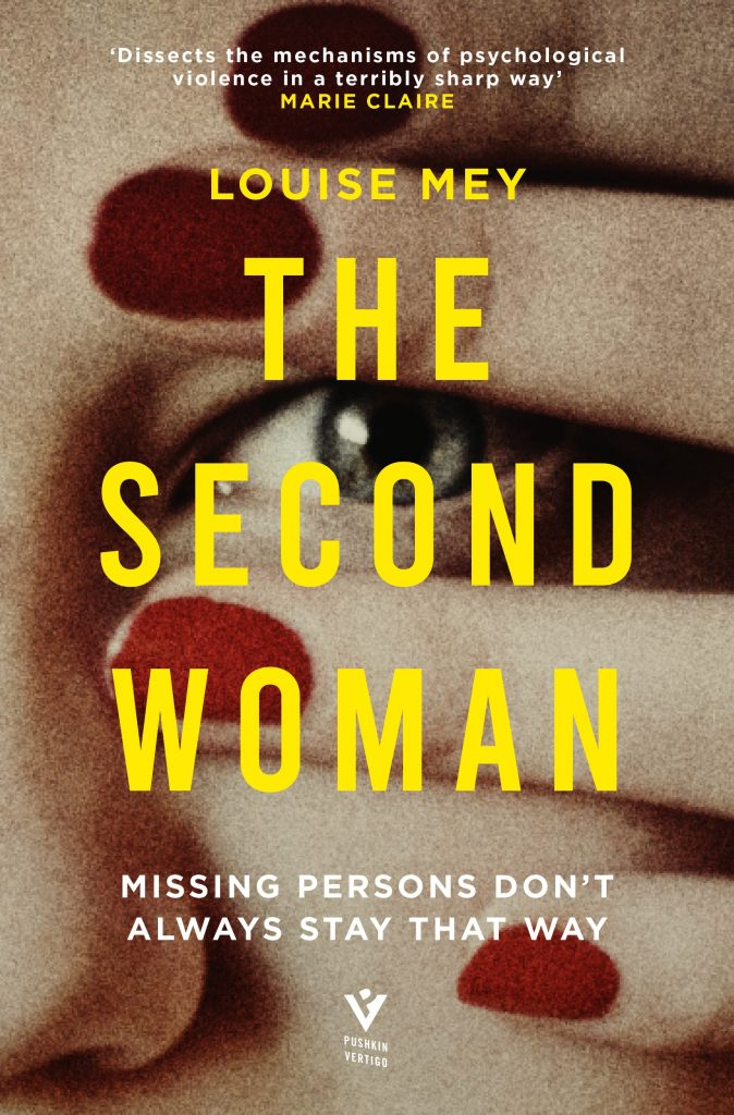 Book cover The Second Woman by Louise Mey